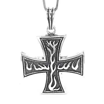 Krzyż oksydowany