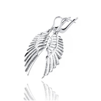 Kolczyki skrzydło anioła