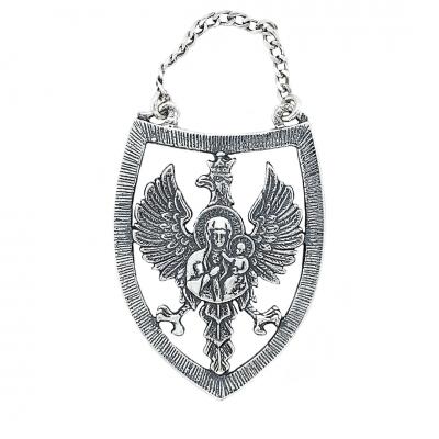 Ryngraf srebrny K-450 Bh