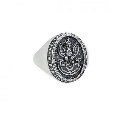 Sygnet srebrny 406 Pc